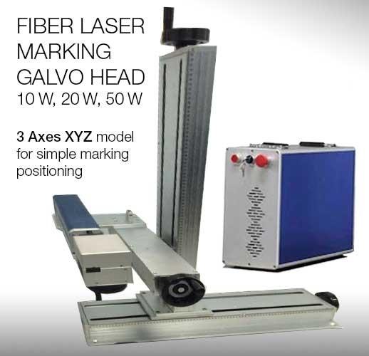 Fiber Laser Marking - Galvo